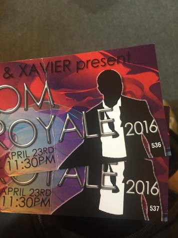 Brophy and Xavier present: Prom Royale