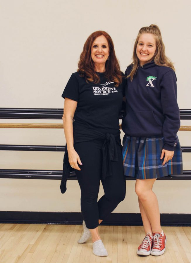 guiDANCE program leaps on to Xavier's campus