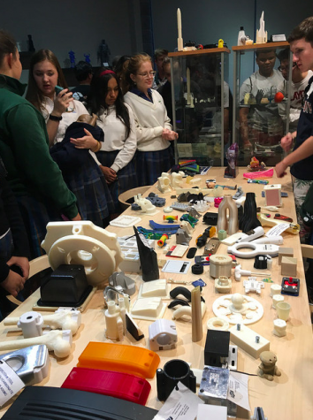 Tech Trek Allows Xavier and Brophy Students to Explore Technology