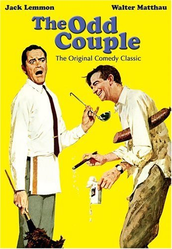 "Old movies, new screen: ""Odd Couple"" edition"