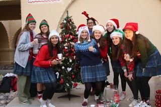 Xavier's annual Christmas Tree Lighting Ceremony kicks off the Holiday Season