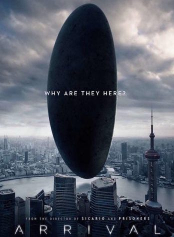 """""""Arrival,"""" a new take on scifi films"""