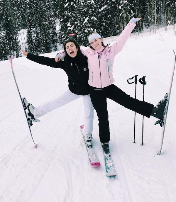 Adventures in skiing without a dad
