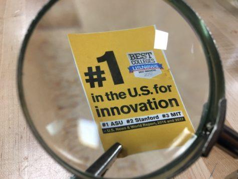 Innovation and ASU