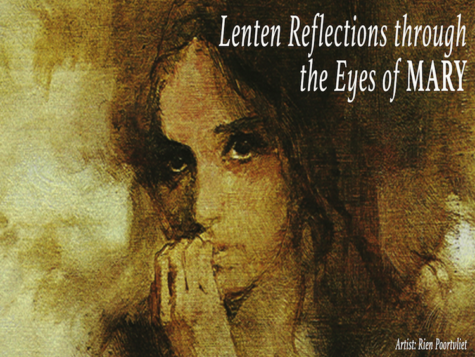 "Lenten reflections with Sr. Christine Athans, BVM, ""Through the Eyes of Mary"""