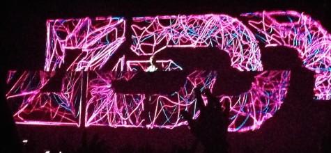 Zedd's concert.