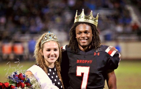 The decrees: Homecoming King and Queen speak