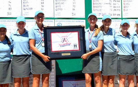 Gator Golfers drive their way into the record books