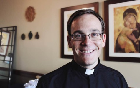 Father Kevin kicks off his new blog