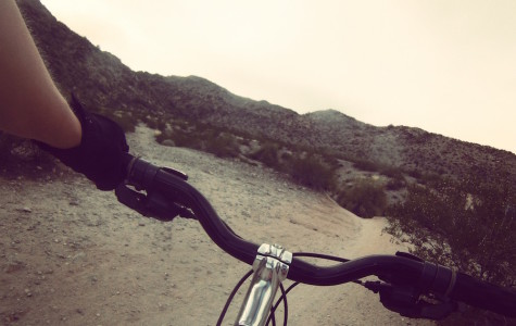 Roughing it on Phoenix trails