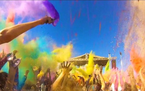 3.1 miles of color