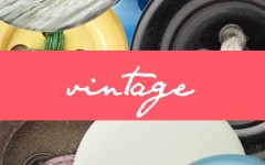 Vying for vintage: story in apparel