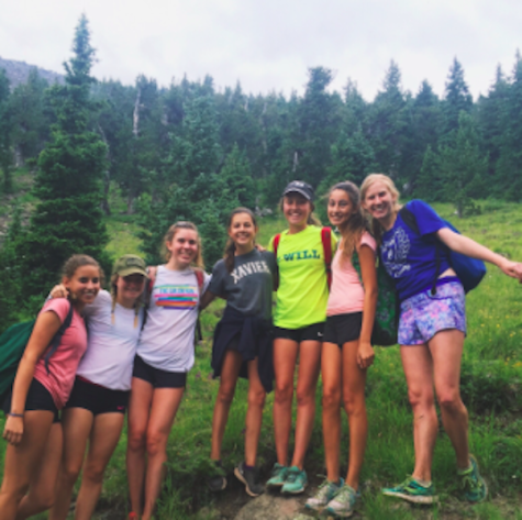 The Xavier Cross Country team takes on the highest peak in Arizona.