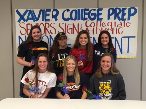 These are just seven of the seniors who committed to continuing their sport into college.