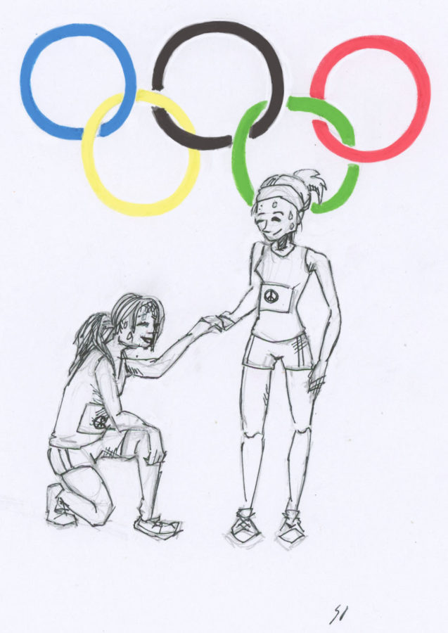 Sportsmanship is an essential aspect of athletics and everyday life.