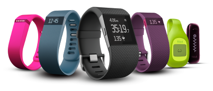 Fitbit Fun: The activity tracker on everyone's wrist