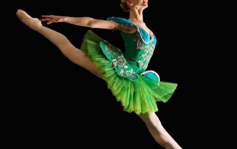 An American ballerina in Cuba