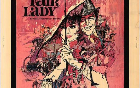 "Old movies, new screen: ""My Fair Lady"" Edition"
