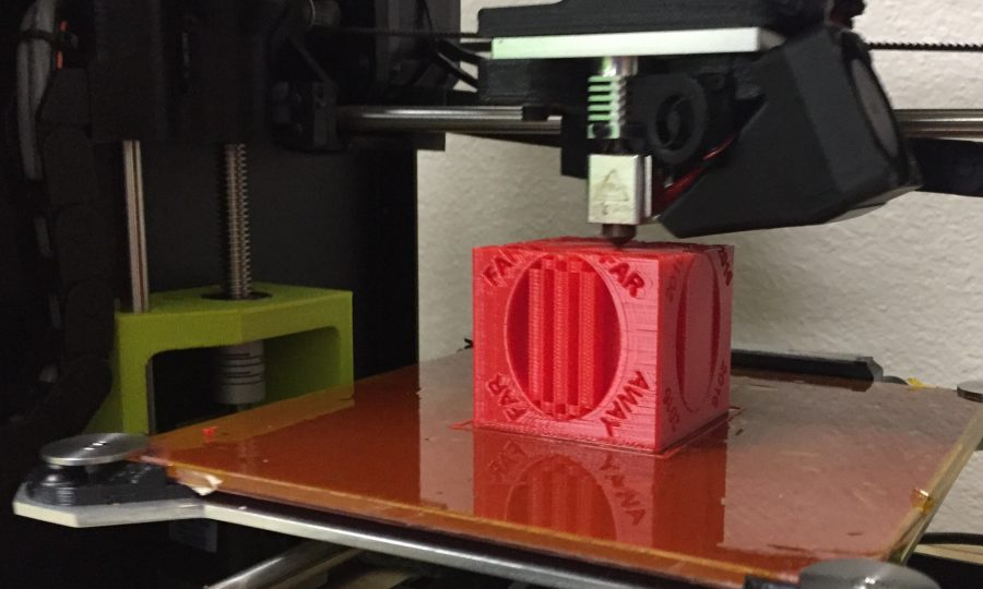 3D+printer+in+action