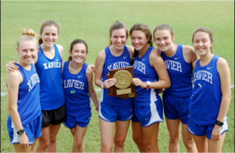 Xavier Cross Country takes sectionals