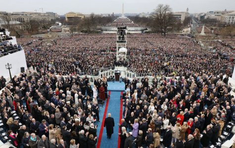 Trump inauguration sets tone for presidency