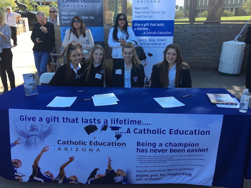 Catholic Schools Week: Xavier style