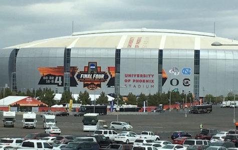Phoenix hosts the NCAA Final Four Tournament
