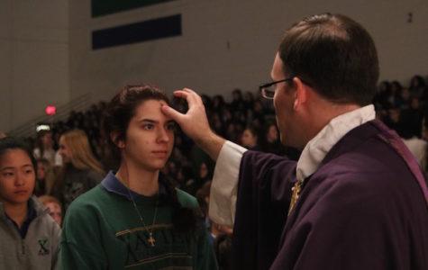 Xavier girls embrace their Lenten sacrifices