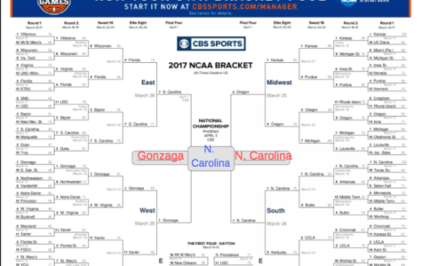 March Madness brackets: competitive fun for sports fans
