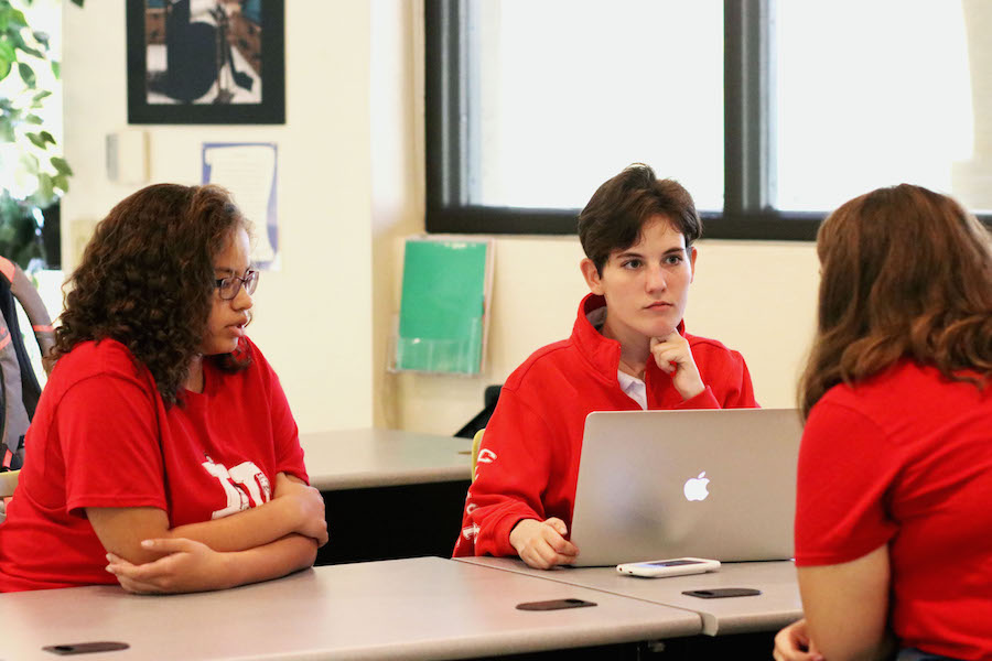 Xavier's STEAM leaders discuss diversity in tech