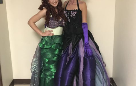 The Little Mermaid comes to Xavier