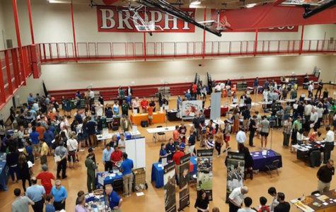 Xavier/Brophy College Fair helps students decipher their future