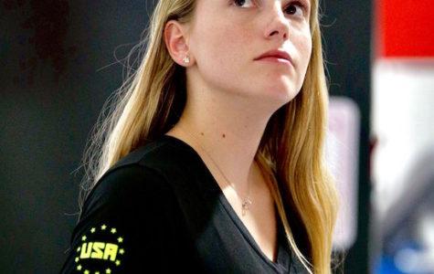 Senior Lauren Stevens releases gymnastics merchandise line