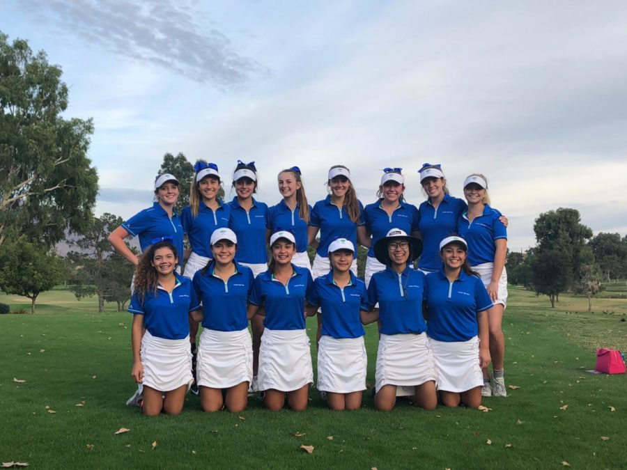 The Gator Golf team is ready to take the state title at the Omni Tucson National Resort on Oct. 31.