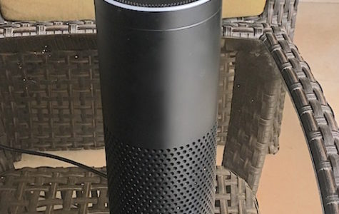Junior Sydney Dean has an Amazon Echo. She, however, does not believe the Echo is connected to the CIA.