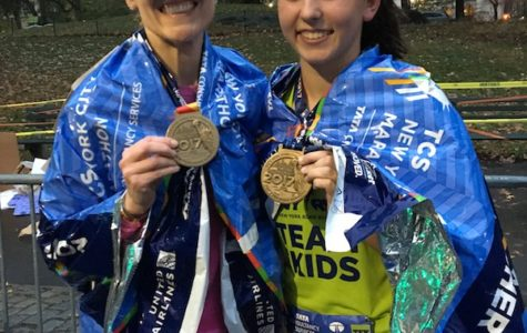NY Marathon: helping end terrorism one step at a time