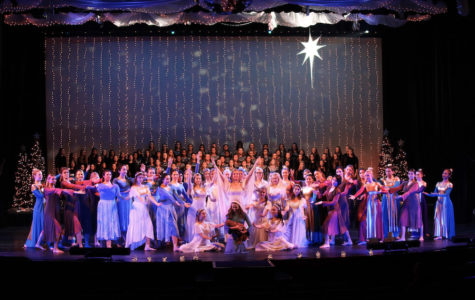 Fifteenth annual pageant celebrates spirit of Christmas