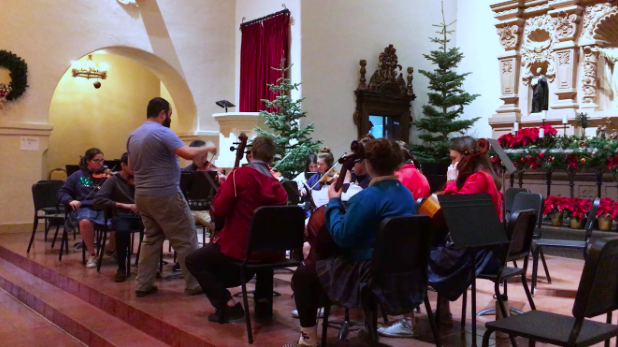 The+Orchestra+concert+was+a+celebration+of+Christmas+and+community