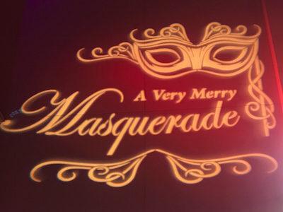 A Very Merry Masquerade: a recap