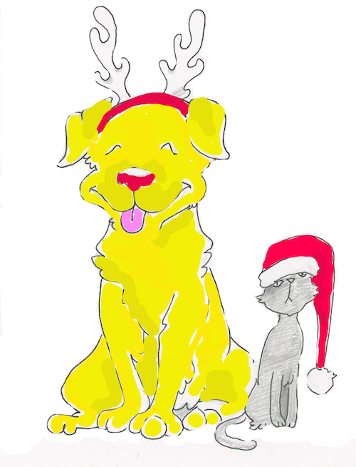 The+holidays+are+not+just+for+humans%2C+dogs+and+cats+can+enjoy+the+festivities%2C+too.+