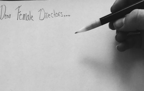 A letter to female directors