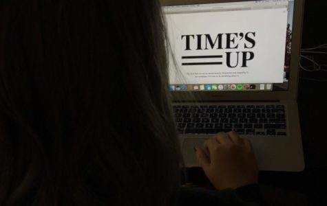 #Time'sUp movement shines at The Golden Globes