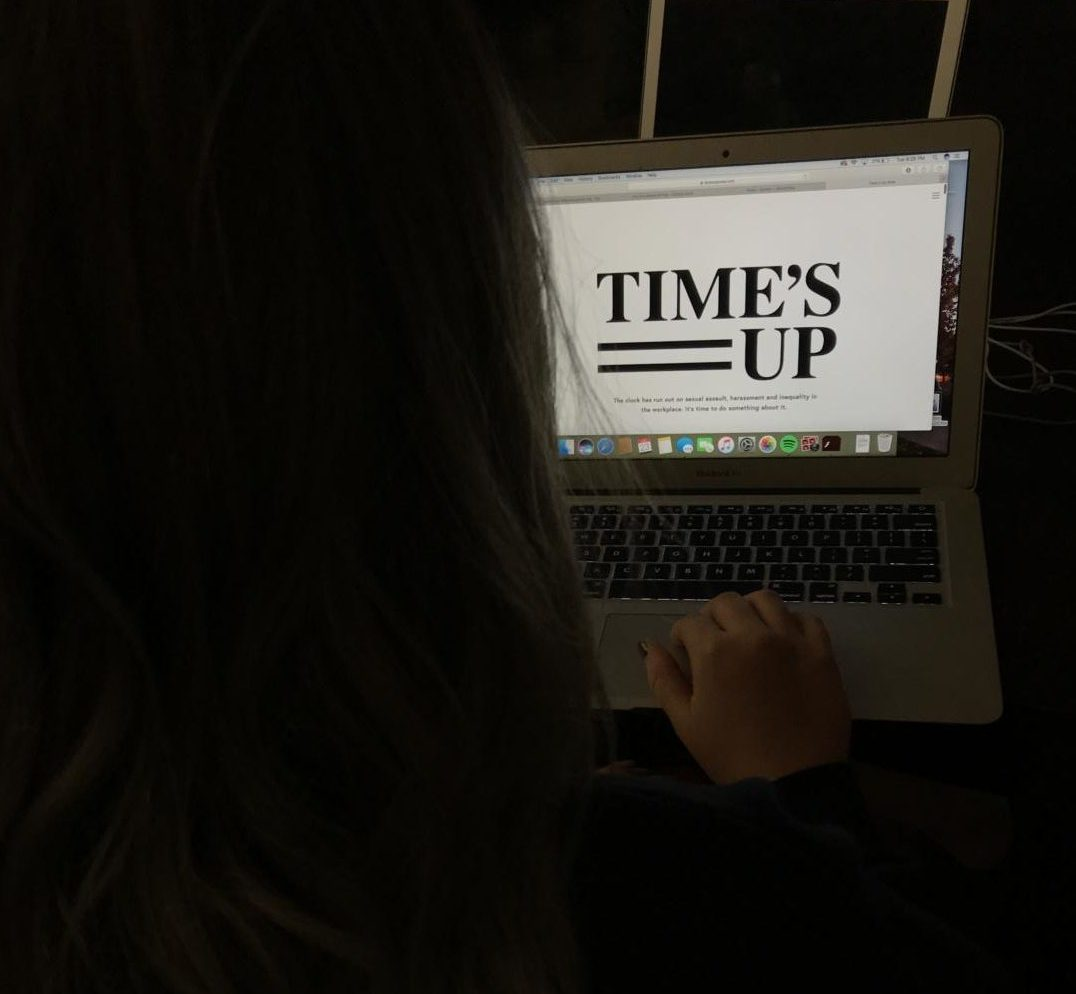 The Time's Up Movement began on January 1st with a letter published by The New York Times.