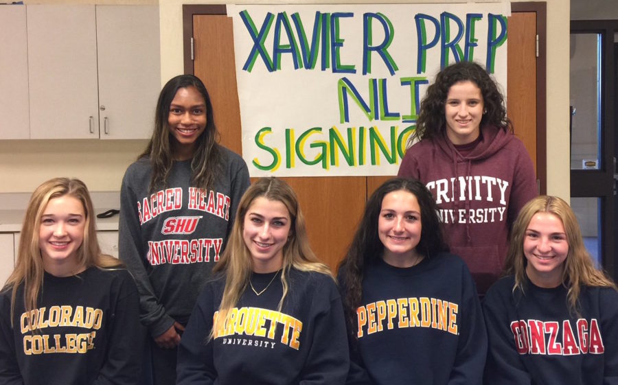National Letter of Intent signing day: soccer edition