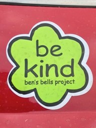 Ben's Bells promotes intentional kindness