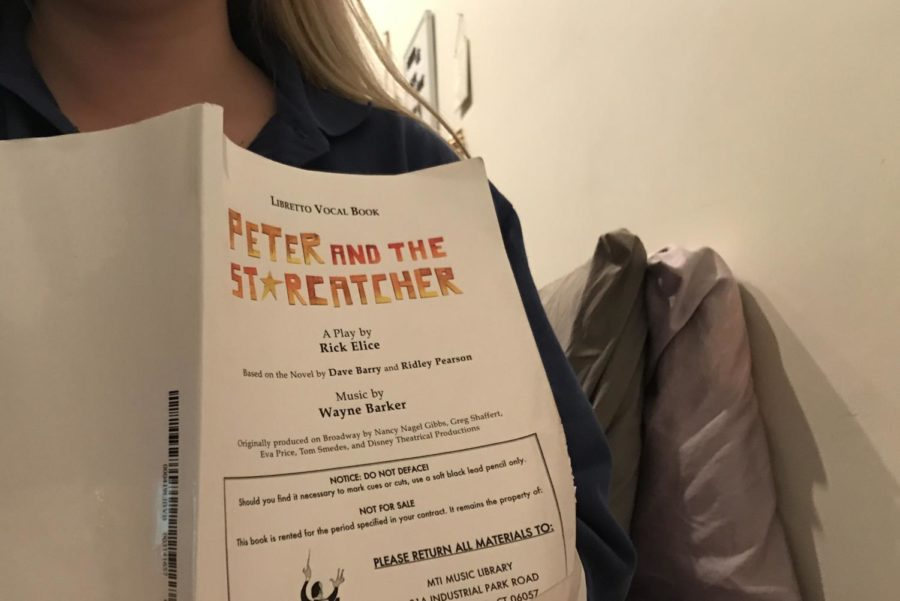 Peter and The Starcatcher is a fun-filled play with a touch of music
