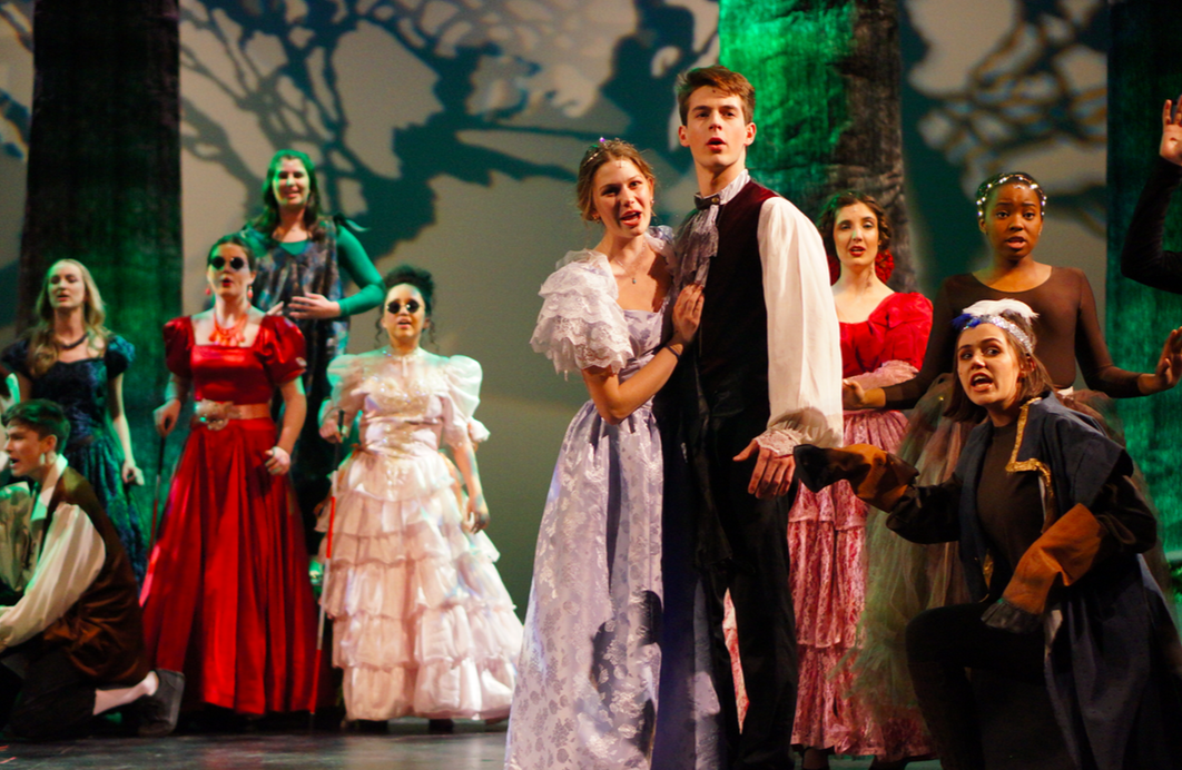 Cast of Into The Woods
