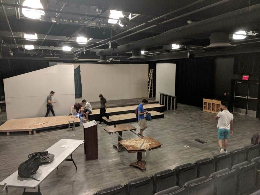 Brophy's Blackbox Theatre serves as a holder of many memories for Xavier students