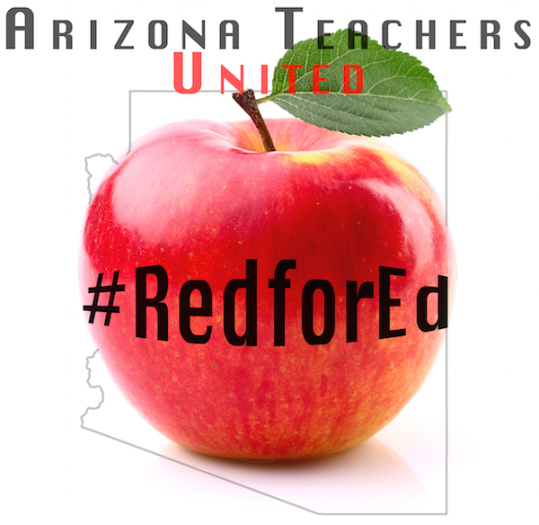 #RedForEd: Why Arizona educators are protesting