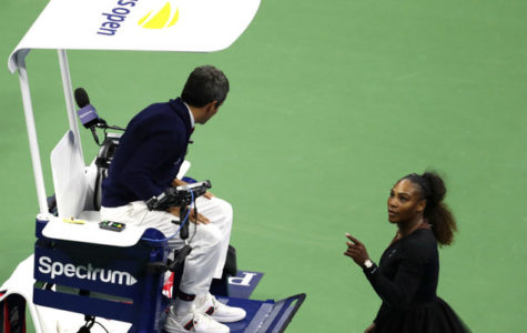 Serena Williams Creates Sexism Contreversy After U.S. Open
